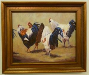 Betty's chickens