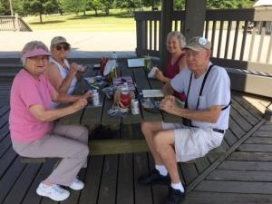 freeman lake paintout Aug 10 2017