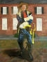 General Custer by Rose Cooper