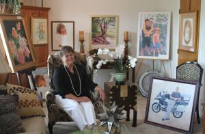 Elizabeth Parks Exhibit