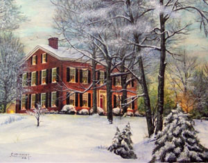 My Old Kentucky Home by Carl McKinley